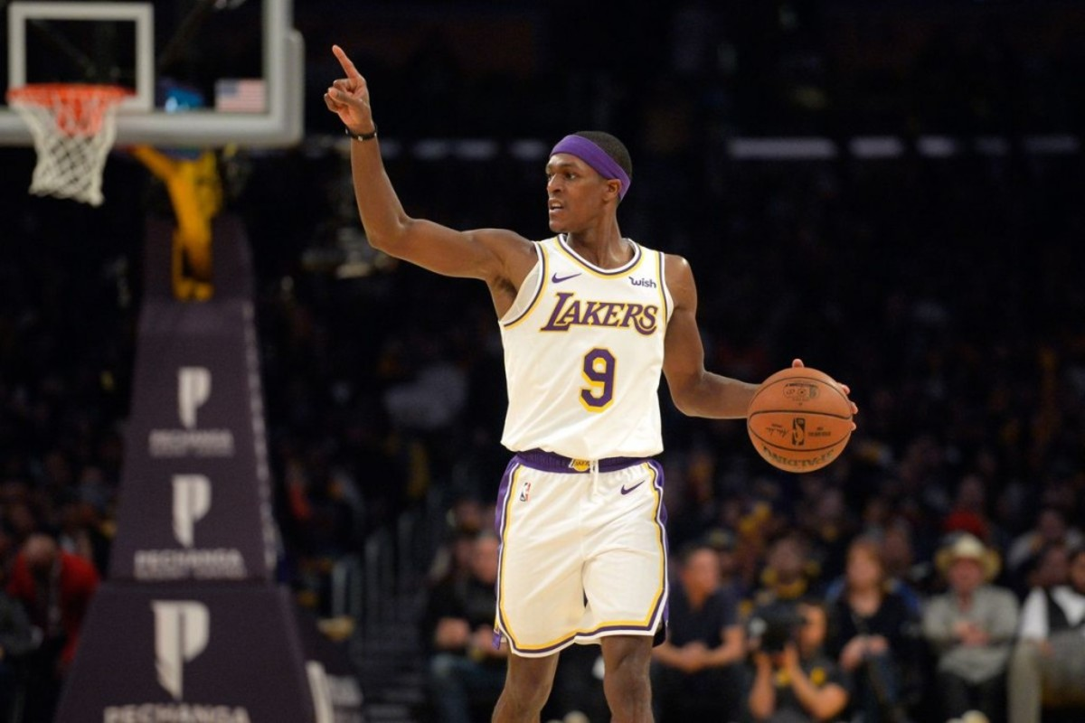 Rajon Rondo Wants To Return To Lakers: 'I'm Only 33