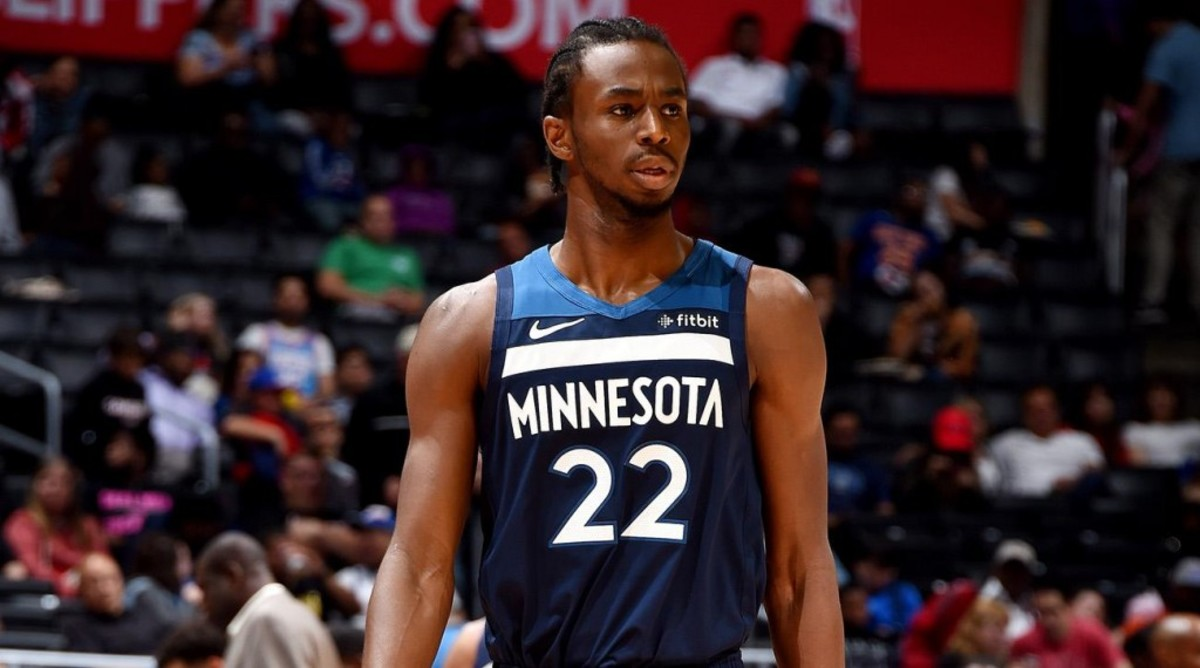 Andrew Wiggins Takes Major Jab At Timberwolves Fans Fadeaway World