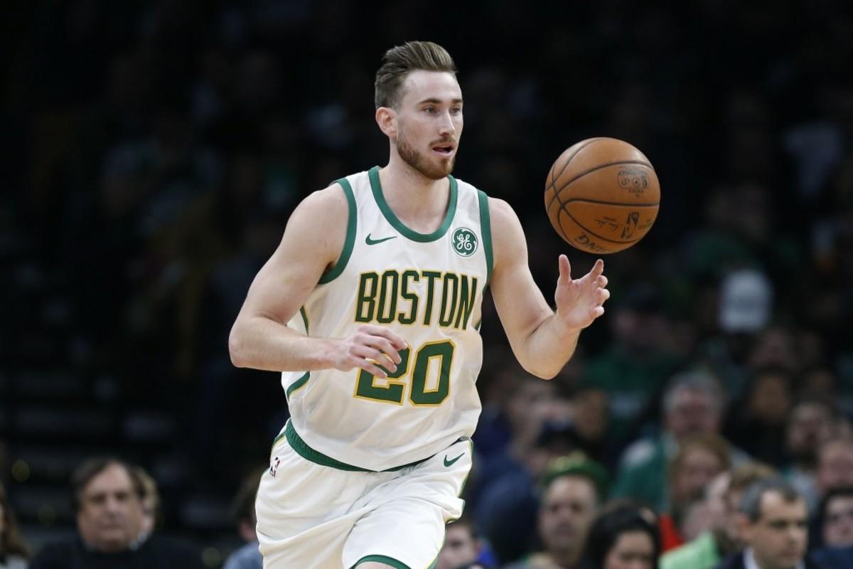 NBA Trade Rumors: Celtics Could Explore Trading Gordon Hayward For Kevin Love