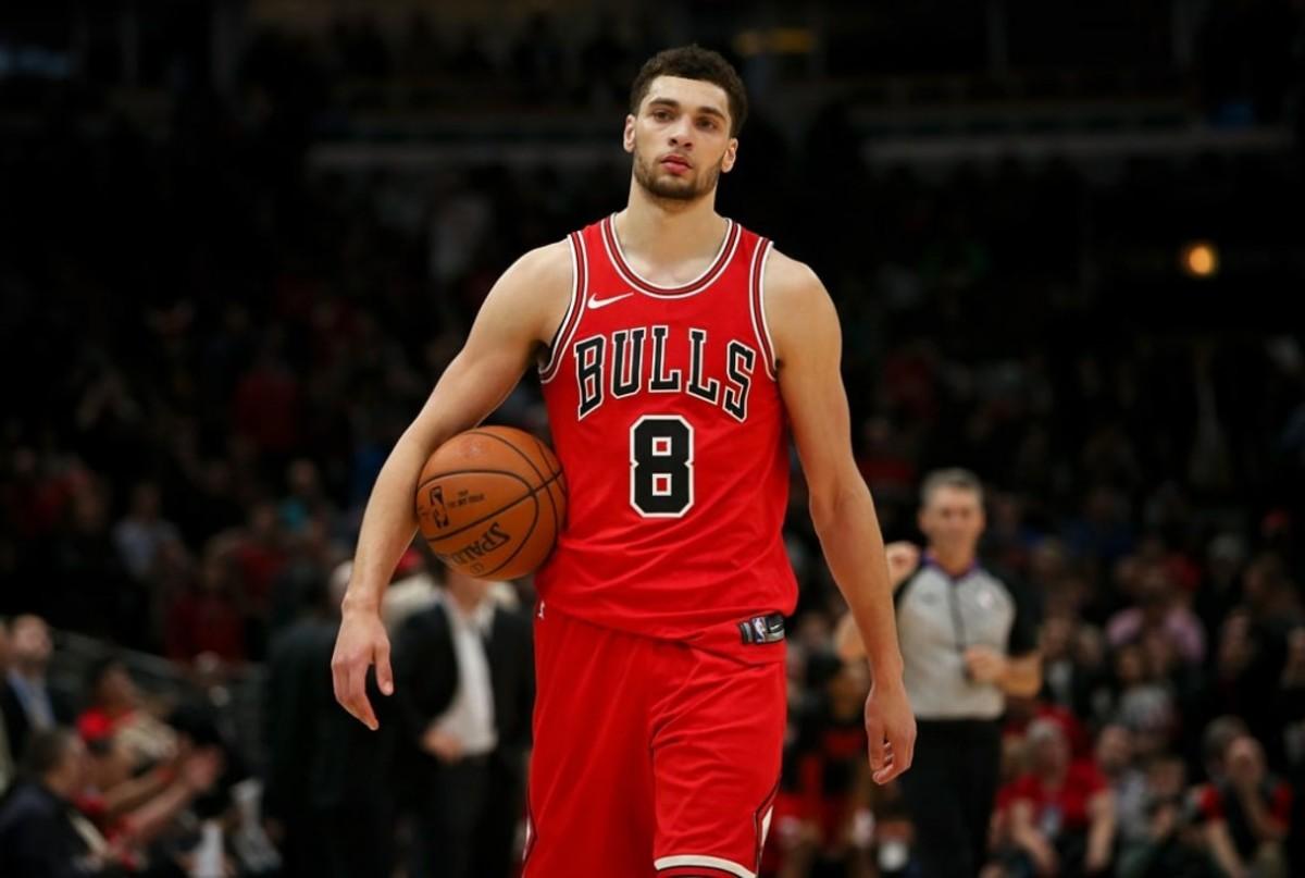 Zach Lavine Calls Michael Jordan's Bulls Best Franchise 'In History'