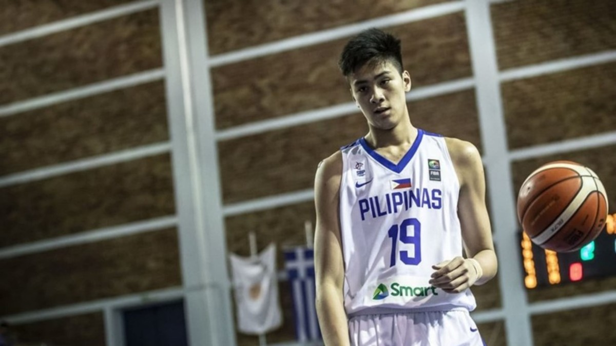 7-2 Center Kai Sotto From Philippines Becomes The First International Draft Prospect To Skip College And Sign A Deal In The NBA G League Pro Program
