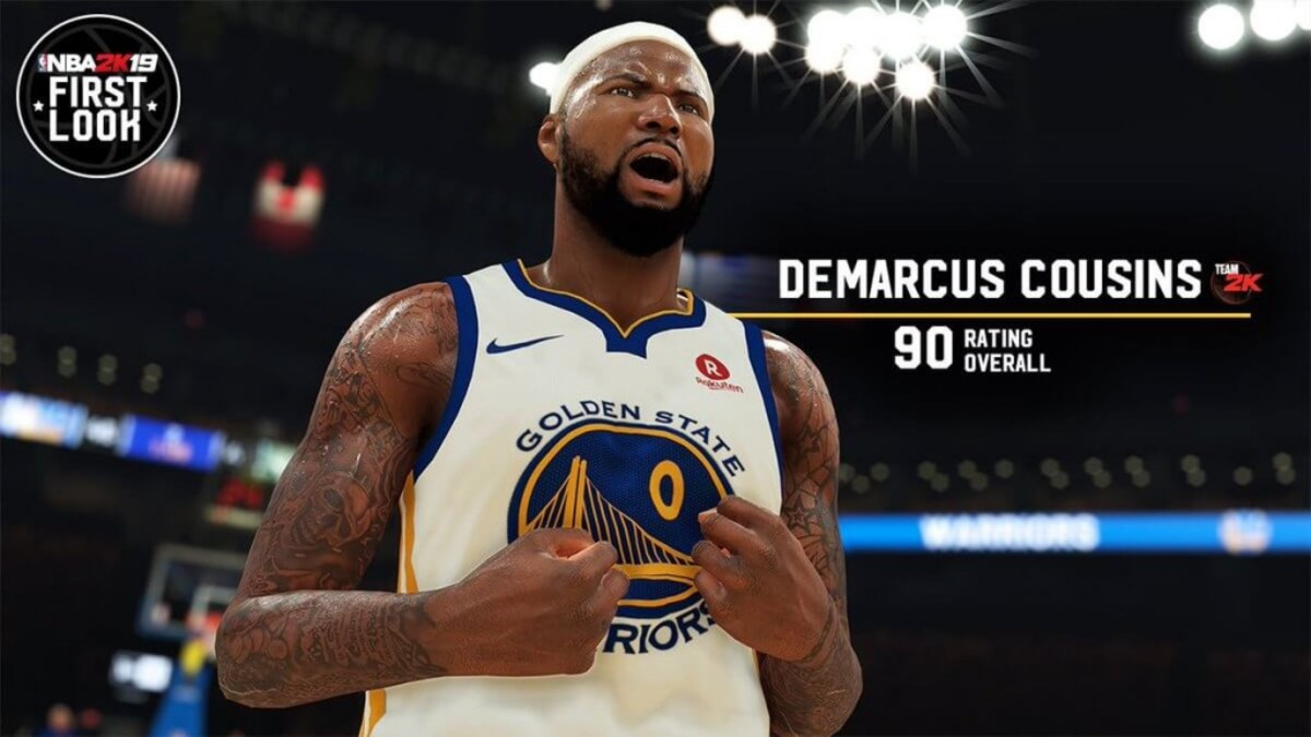 Top 10 Strongest Starting Lineups In NBA 2K19 – Fadeaway World
