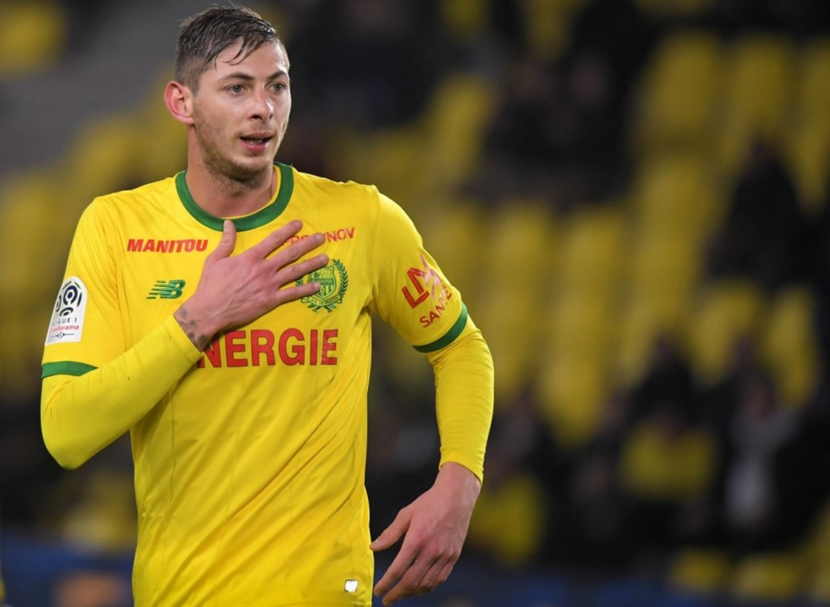 Emiliano Sala's Plane Still Missing And It's Not Looking Good