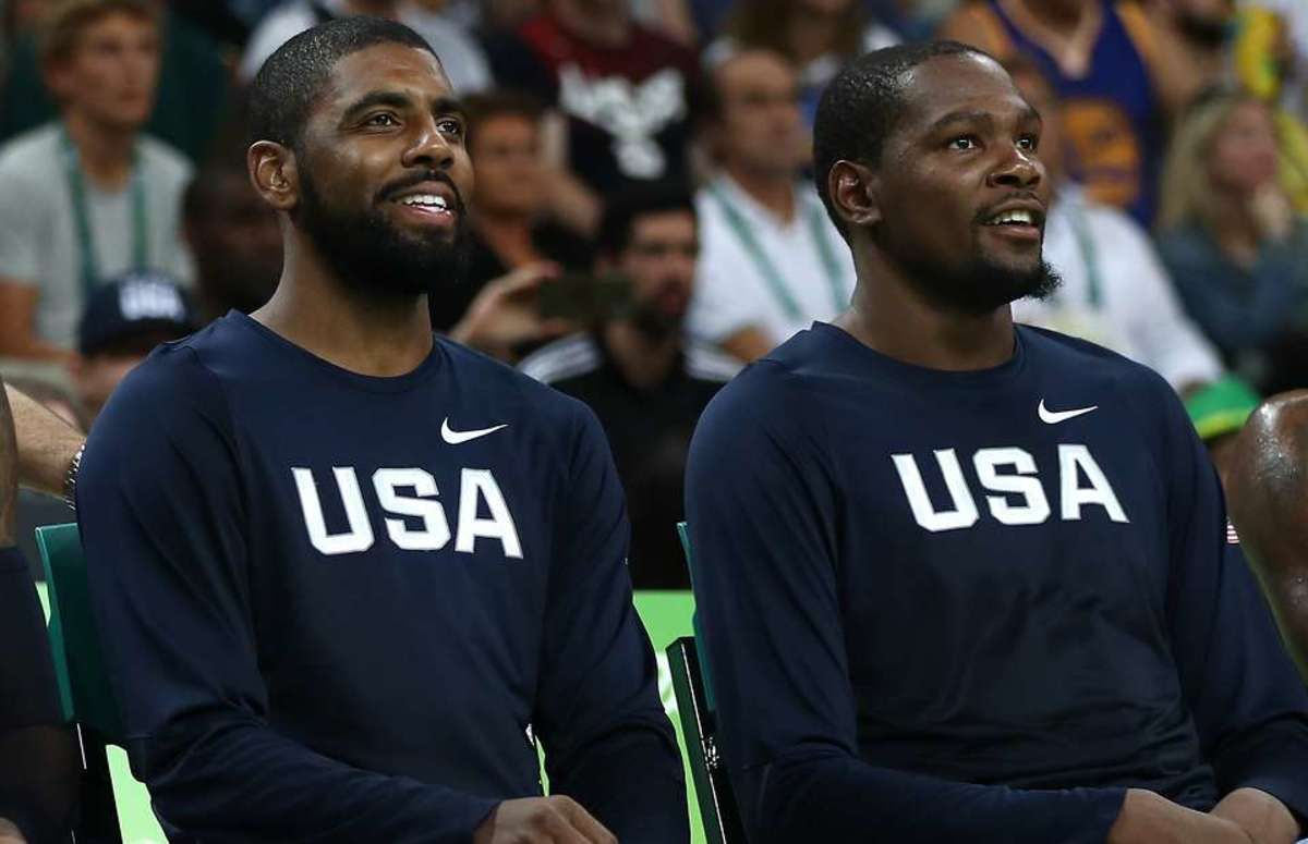 Brooklyn Nets Sign Kevin Durant, Kyrie Irving To Form New Superteam In New York