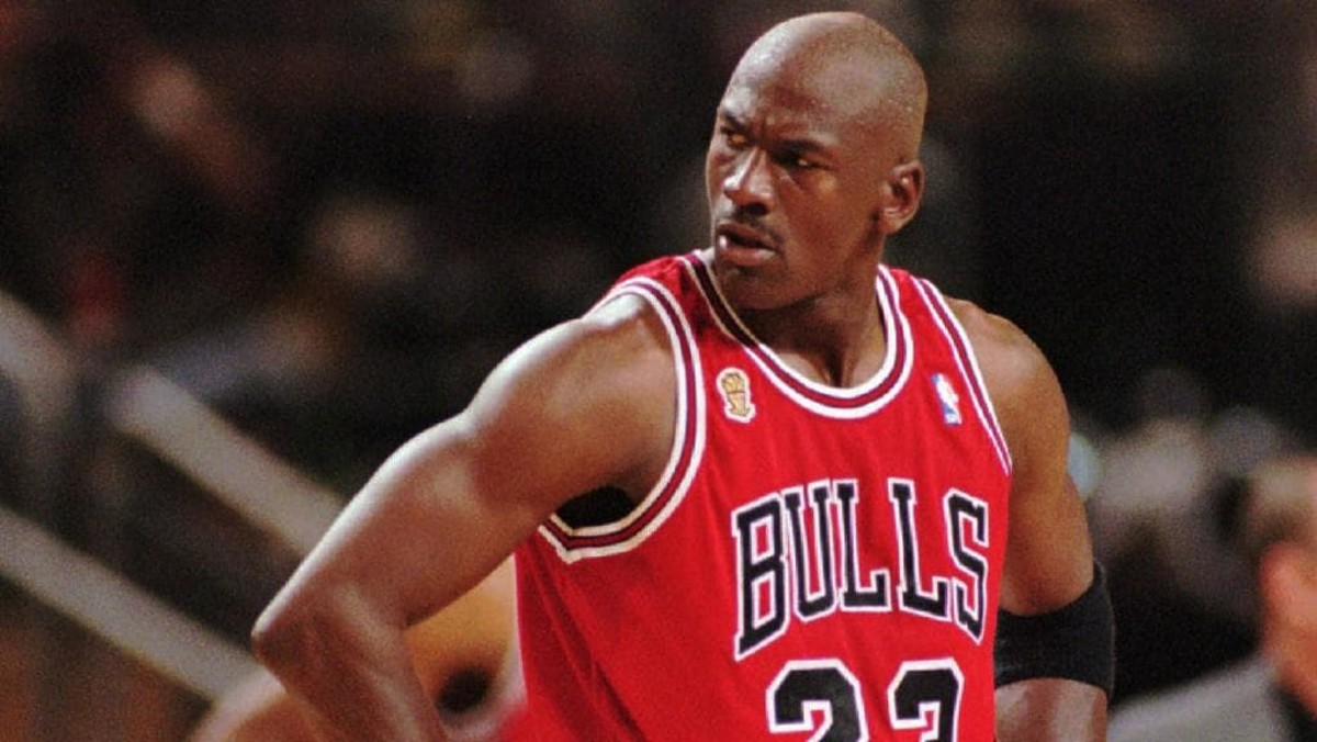 Only 3 Players Have Ever Led The League In Scoring And Won The Championship In The Same Year Michael Jordan