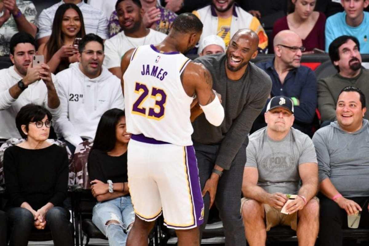LeBron James Posts Emotional Message After Kobe Bryant's Tragic Death