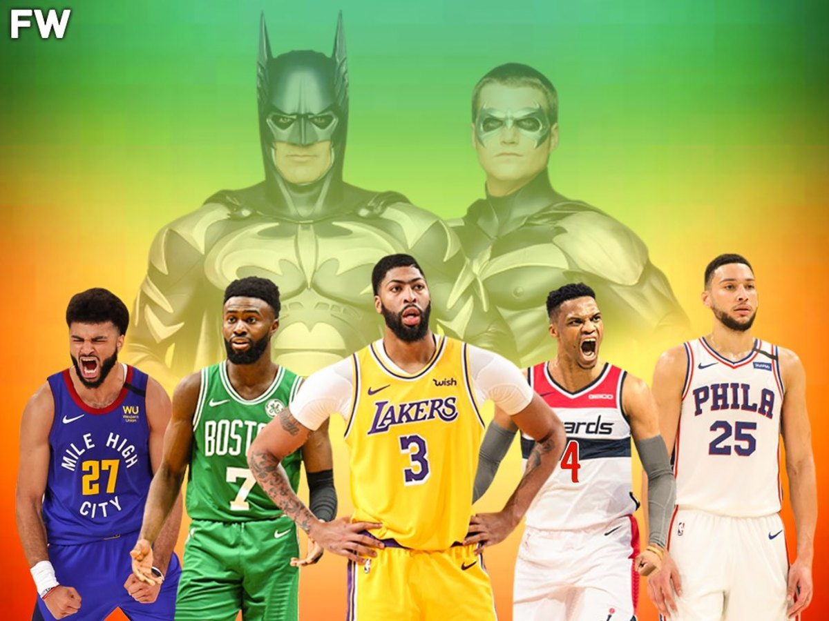 5 NBA Robins That Could Become NBA Batmen