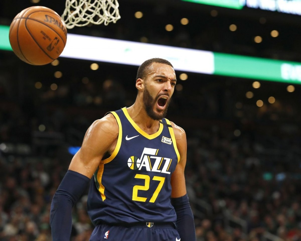 Rudy Gobert Signed The 3rd Largest Contract In NBA History With $205M Max Extension