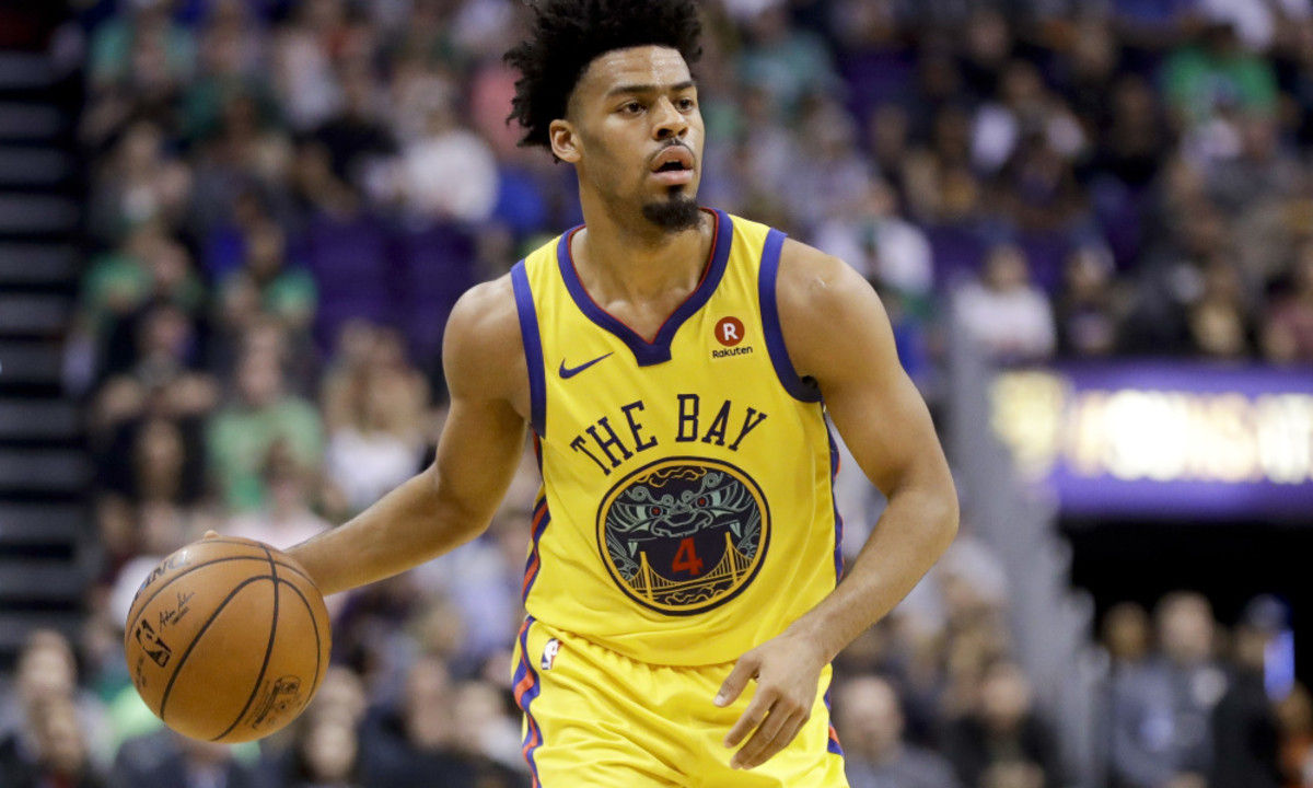 Quinn Cook On Lakers: 'It Feels Like This Team Has Been Together For A While'