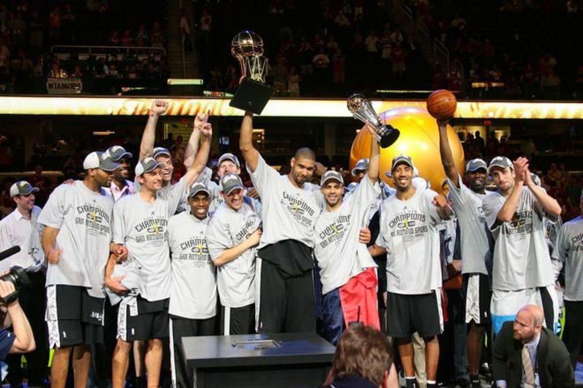 2007 San Antonio Spurs