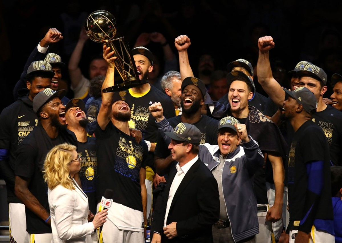 2018 Golden State Warriors