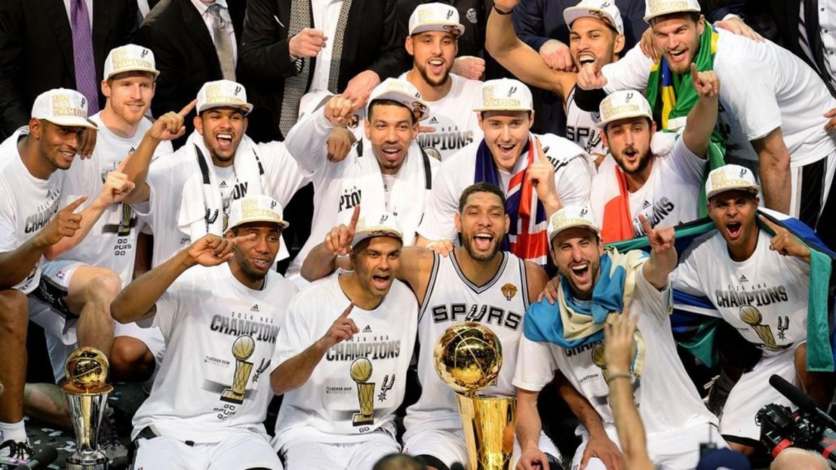 2014 San Antonio Spurs
