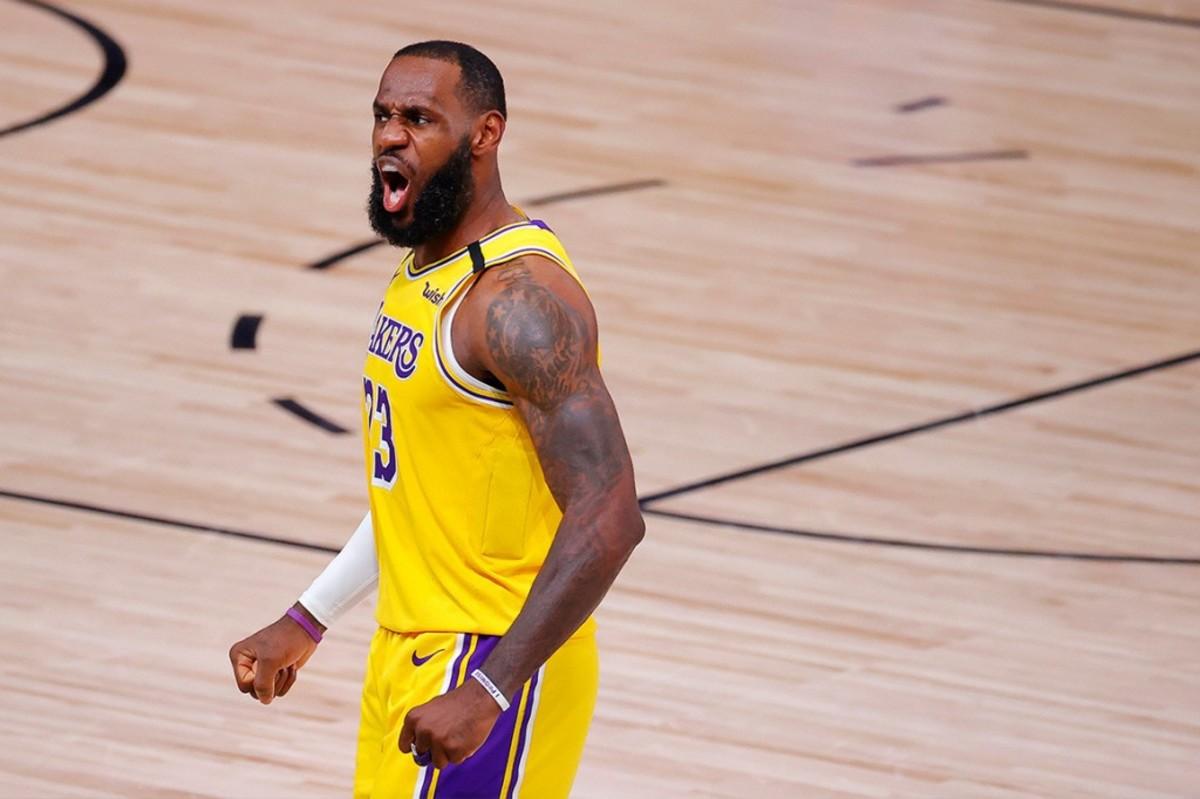 Skip Bayless Finally Admits: 'LeBron James Is Clutch.'