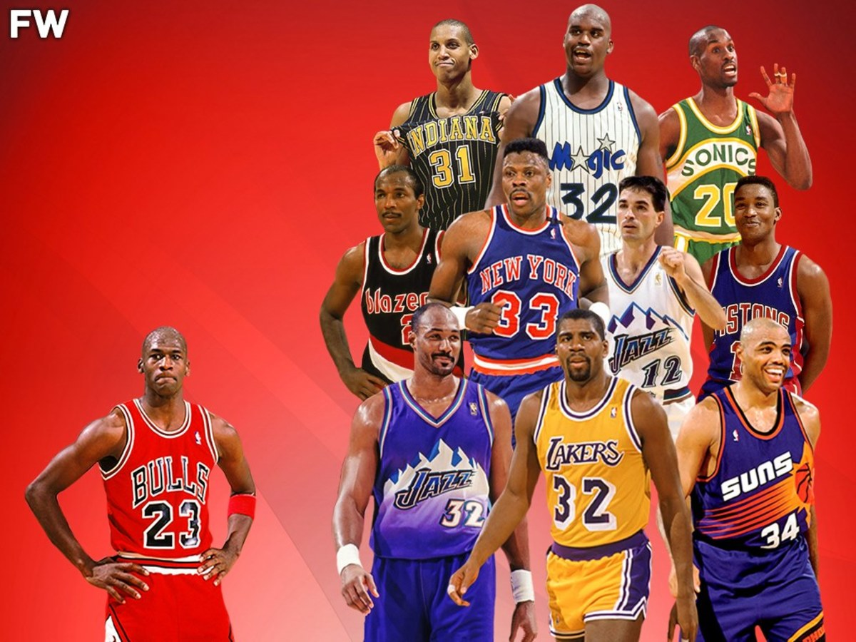 The 10 Greatest NBA Players Michael Jordan Beat In The Playoffs