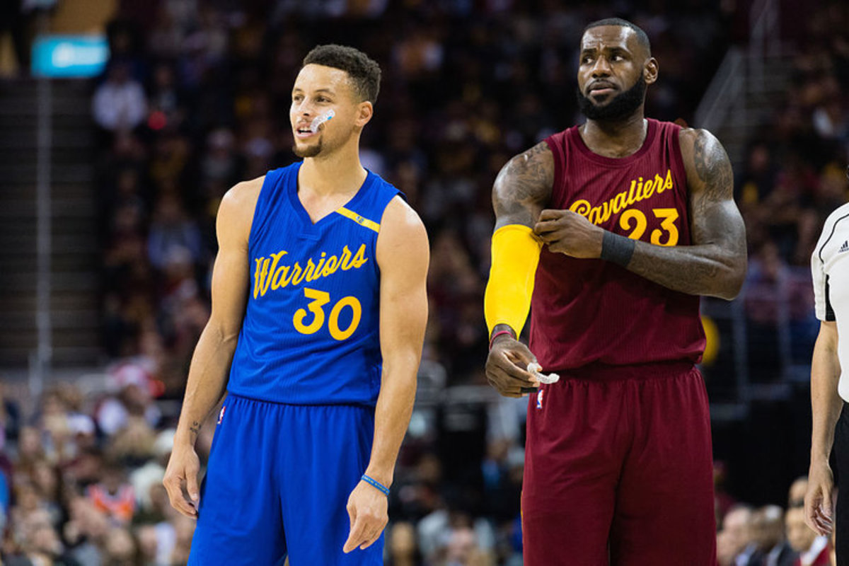 Top 10 Best NBA Players Older Than 30 LeBron Curry