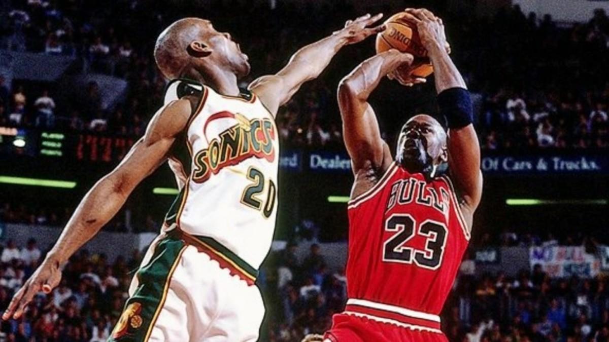 "Barack Obama: ""Gary Payton Made Michael Jordan Look Kobe-Esque In 1996 NBA Finals"""