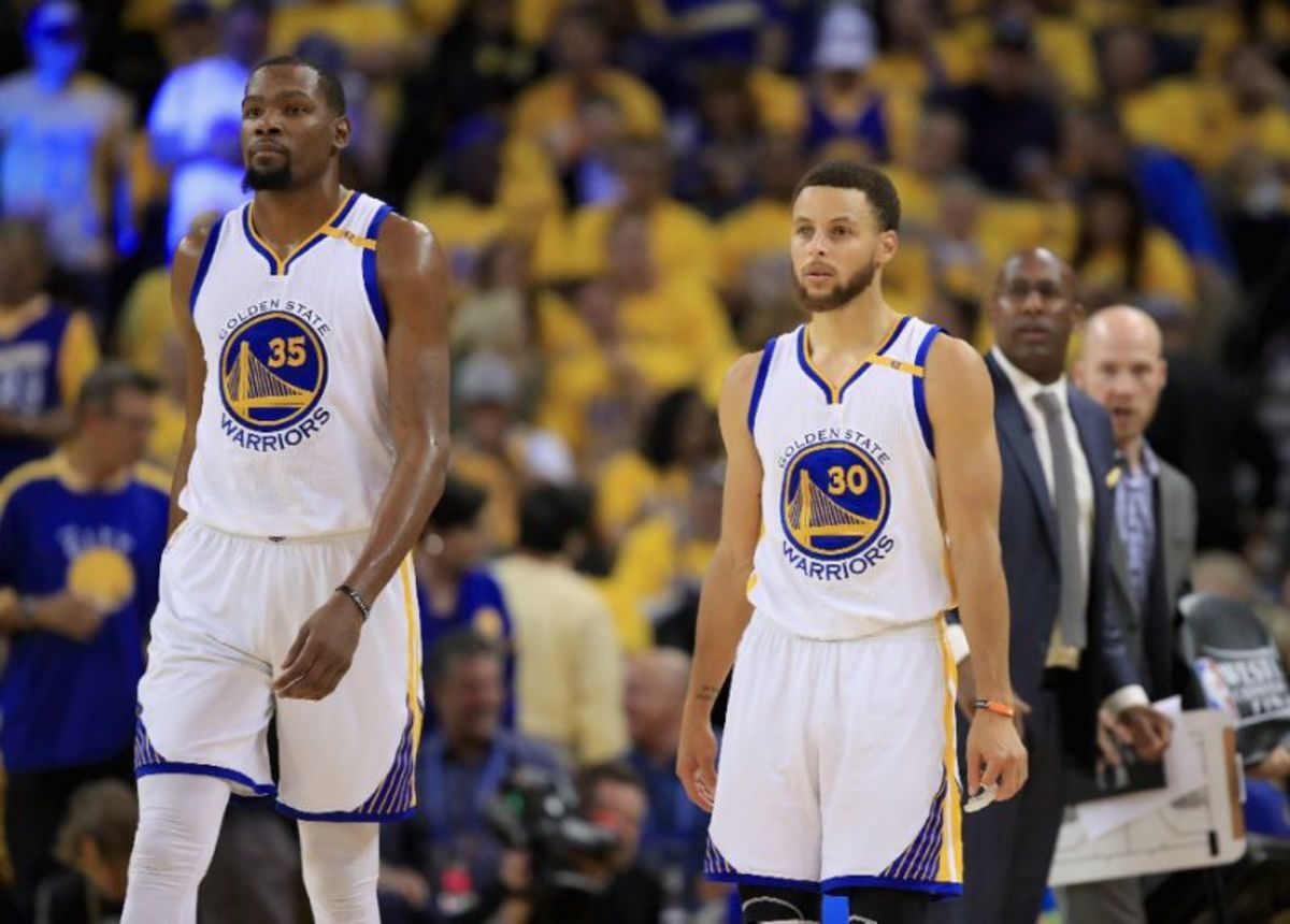 Kevin Durant Most Likely To Leave Warriors If He Wins Third Championship In A Row
