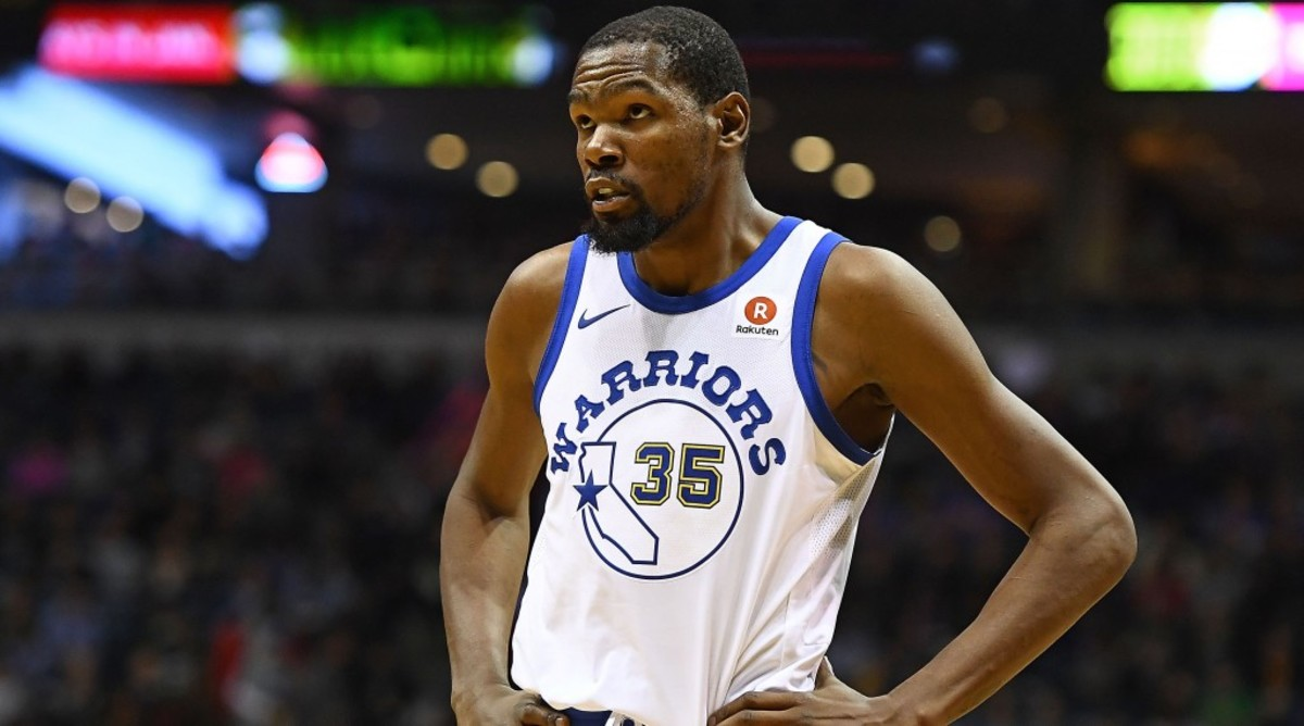 860c202619e Kevin Durant Says He s Going To Be Honest And Transparent About His Free  Agent Decision Next Summer