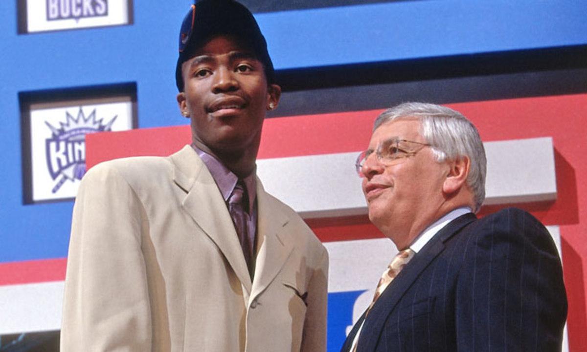 Jamal Crawford Draft
