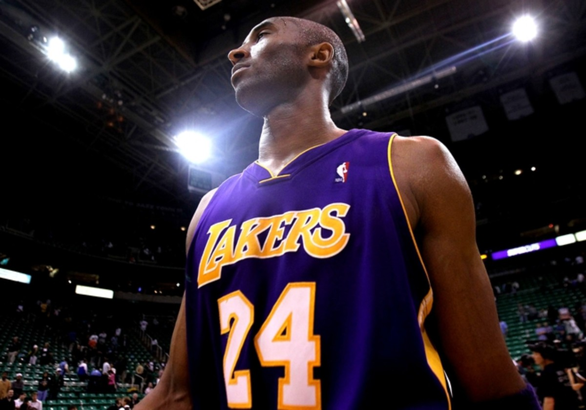 Every Lakers Jersey Kobe Bryant Wore Throughout His Career
