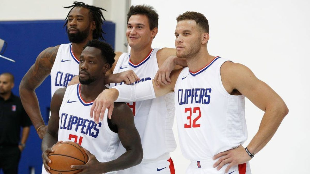 The Big Hit For The Los Angeles Clippers