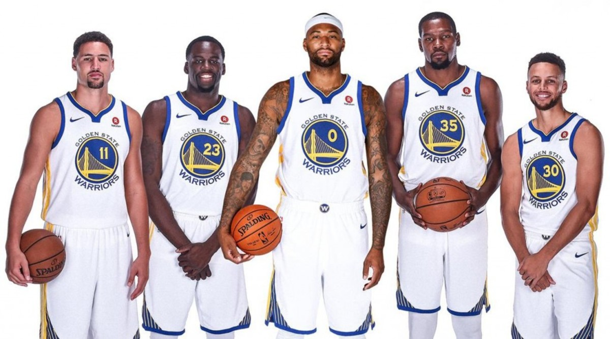 DeMarcus Cousins Says Golden State Warriors Are The Most Hated Team In Sport