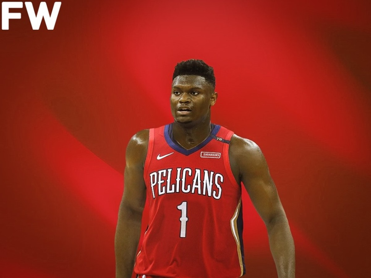 NBA Draft: New Orleans Pelicans Select Zion Williamson