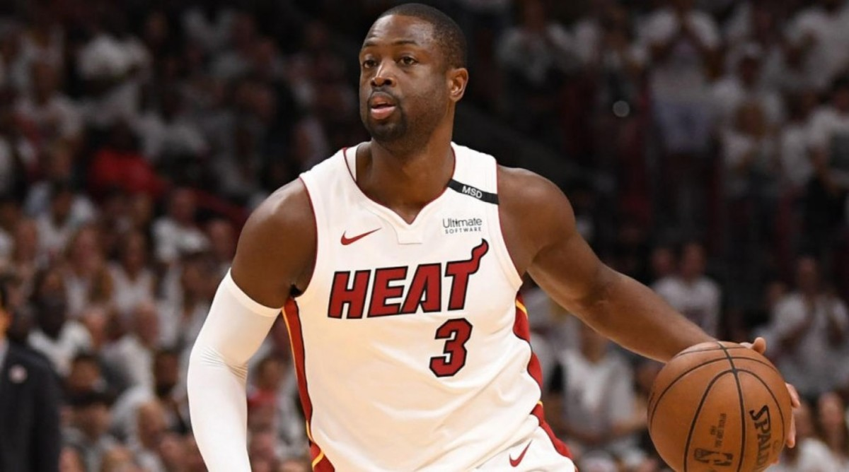 Dwyane Wade's Classy Response To Paul Pierce Saying He Had A Better Career