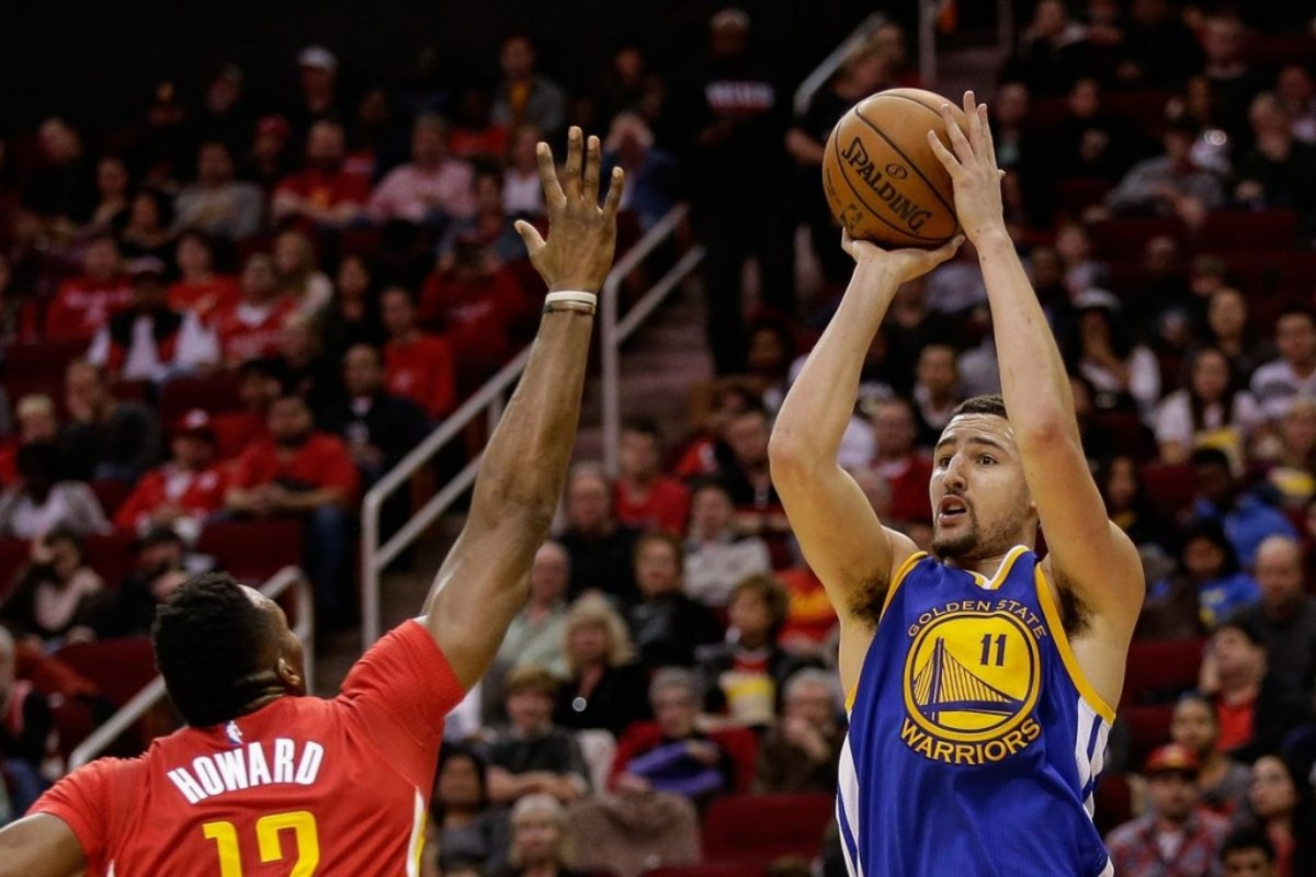 Dwight Howard Says Klay Thompson Is The Greatest Shooter He's Ever Seen