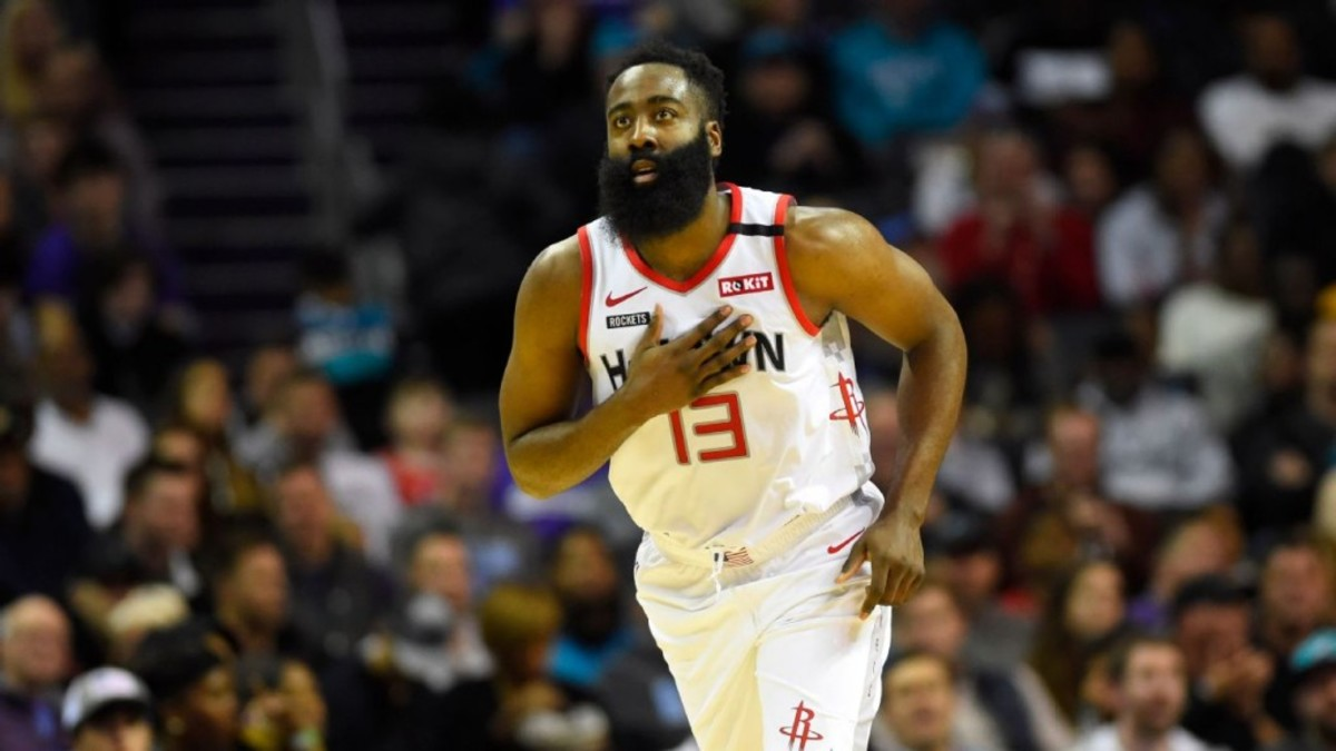 James Harden Posts Cryptic Instagram Story About The Strip Club Prohibition And Houston Rockets