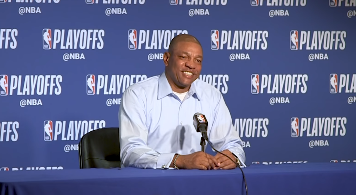 Doc Rivers Shouts Out Man Who Returned $2k to Him After It Fell Out of His Pocket