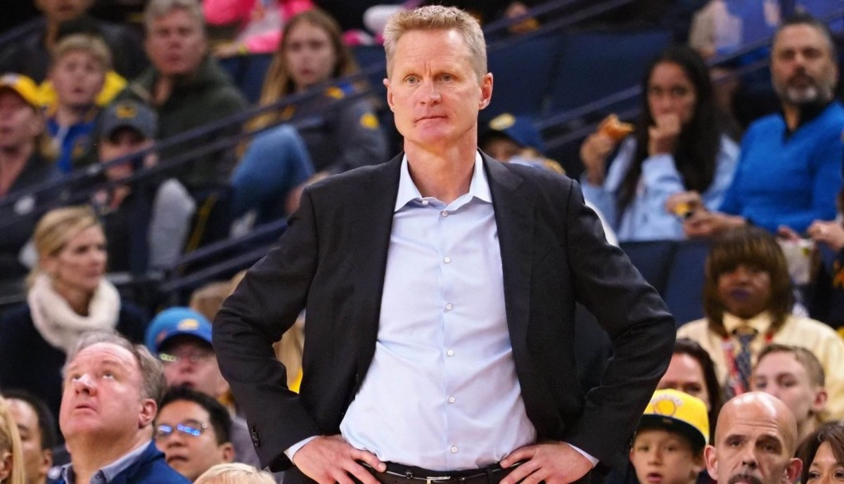 Steve Kerr Says Lakers Looked Like One Of The Best Teams In The West At Christmas