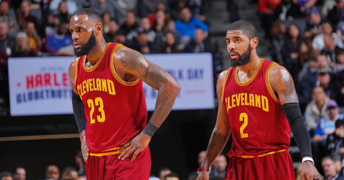 Report: LeBron James And His Camp Thought Kyrie Irving Was Soft