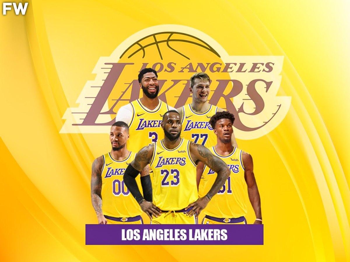 Lakers Superteam