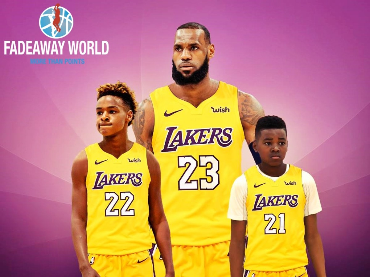 new styles 5b6b2 0c244 10 Reasons Why LeBron James Should Sign With The Lakers ...