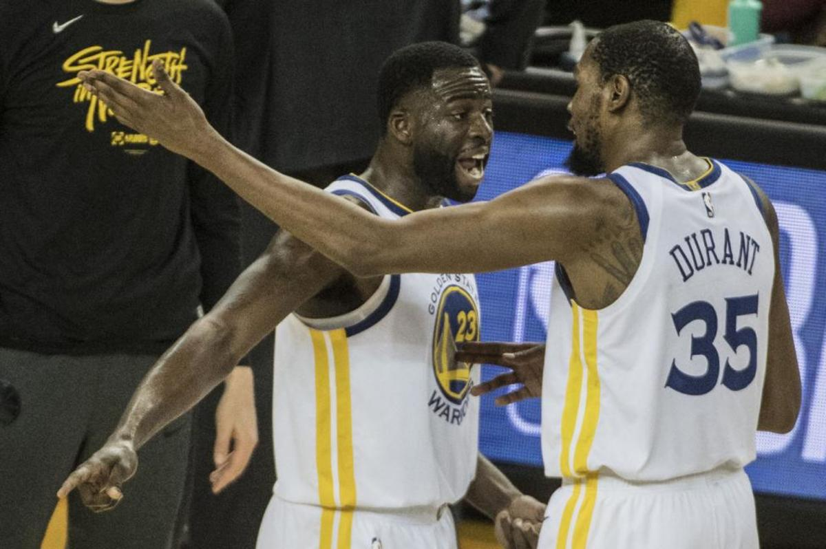 Draymond Green Goes Off On Kevin Durant And How He Handled Free Agency