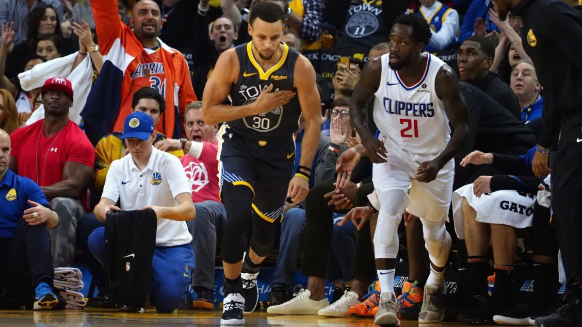 """Patrick Beverley Told Steph Curry In 2019: """"The Next 5 Years Are Mine"""""""