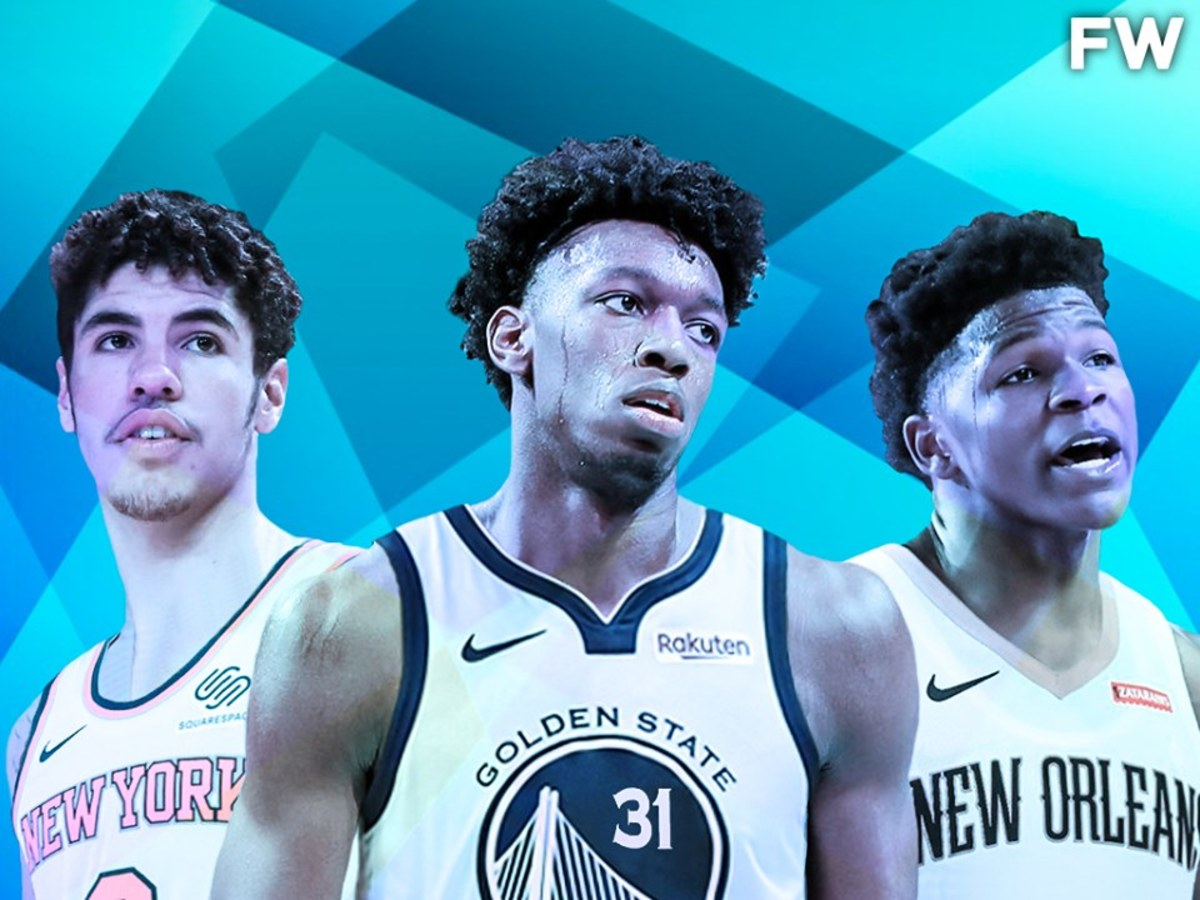 2019 Nba Mock Draft James Wiseman Lamelo Ball And Anthony