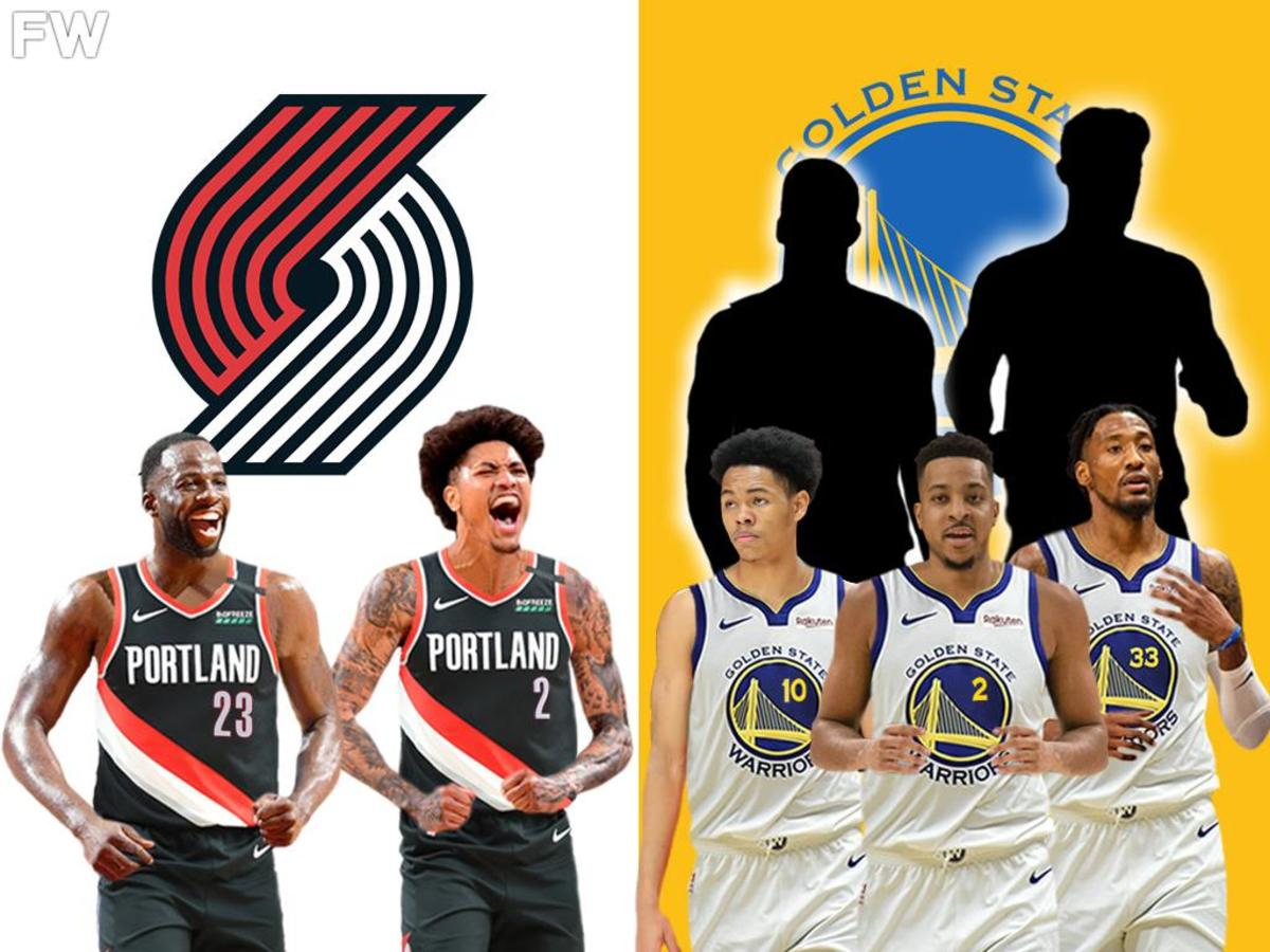 The Perfect Trade For The Warriors And Trail Blazers: Draymond Green And Kelly Oubre For CJ McCollum, Robert Covington, Anfernee Simons, And Two First-Round Picks