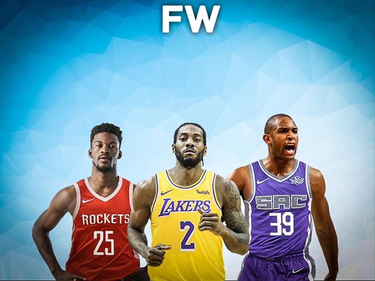 The Most Important NBA Rumors: Al Horford, Kawhi Leonard And Jimmy Butler