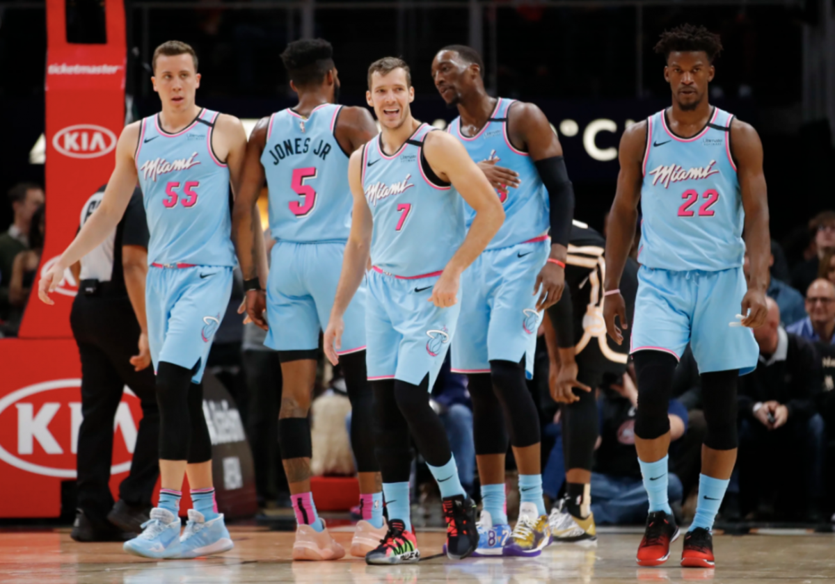 The Best Reactions Of The Night After Miami Heat Advance To NBA Finals