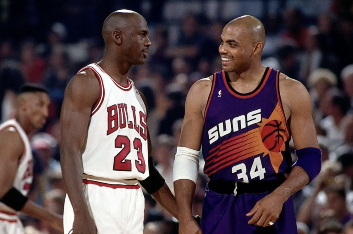 Charles Barkley Reveals Why He And Michael Jordan Are Not Friends Anymore