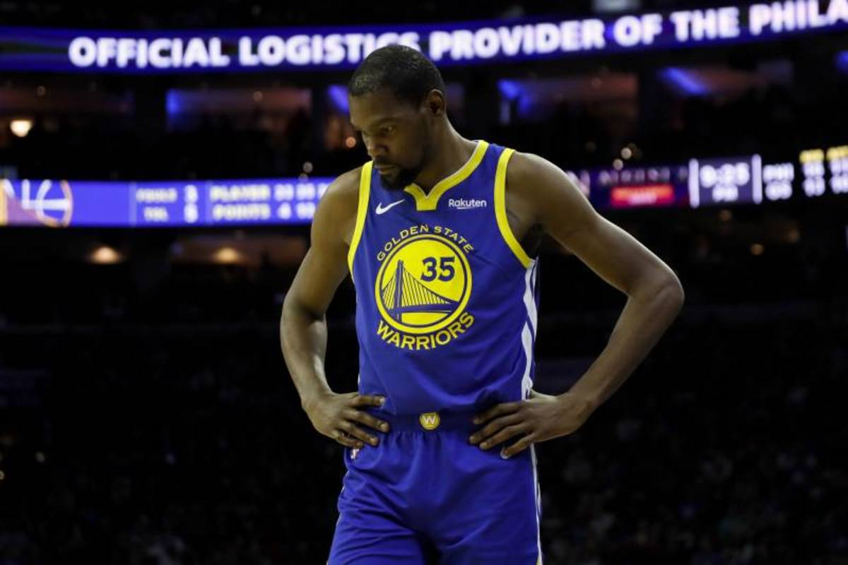 NBA Rumors: Warriors 'Open' To Sign-And-Trade Kevin Durant