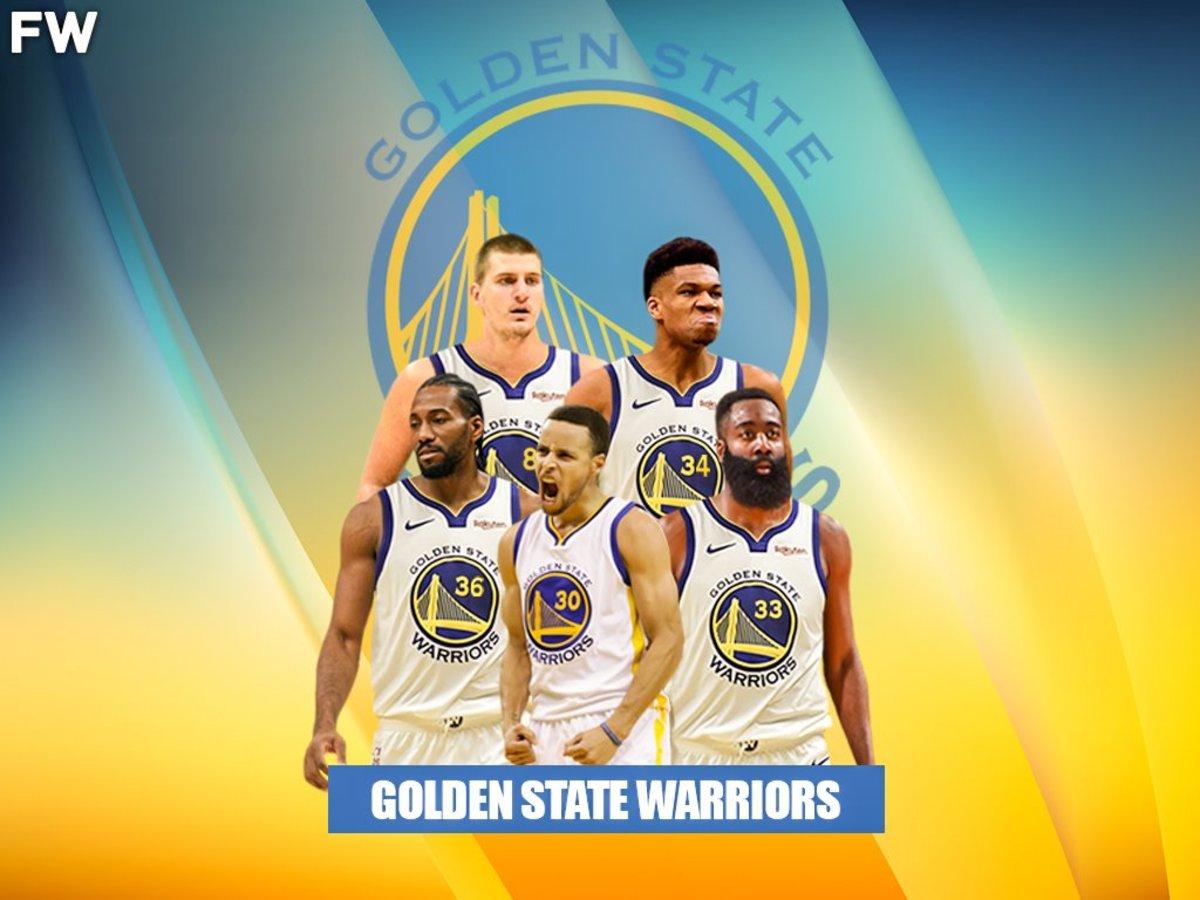 Warriors Superteam