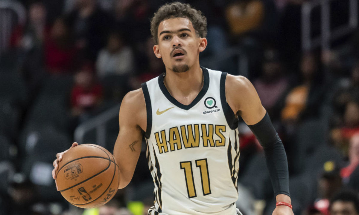 Trae Young Believes Hawks Can Land Superstar Free Agent To Atlanta