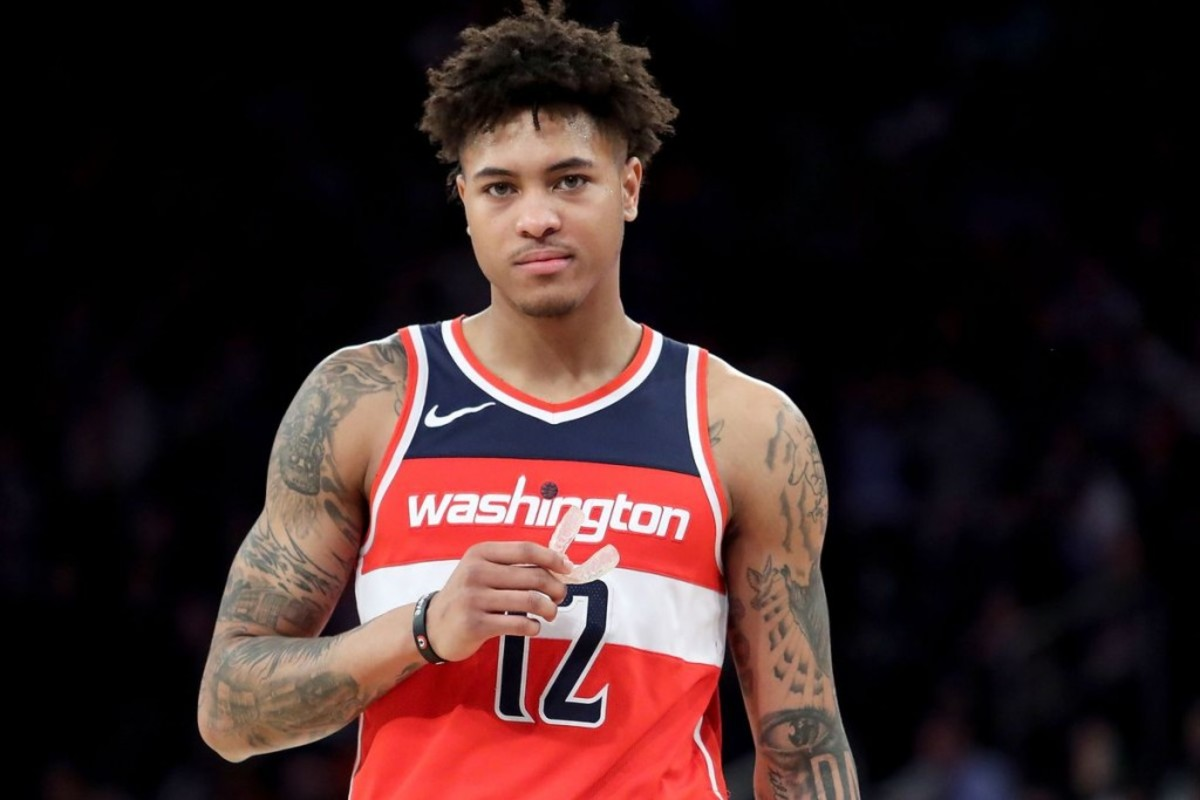 Kelly Oubre Jr Wizards