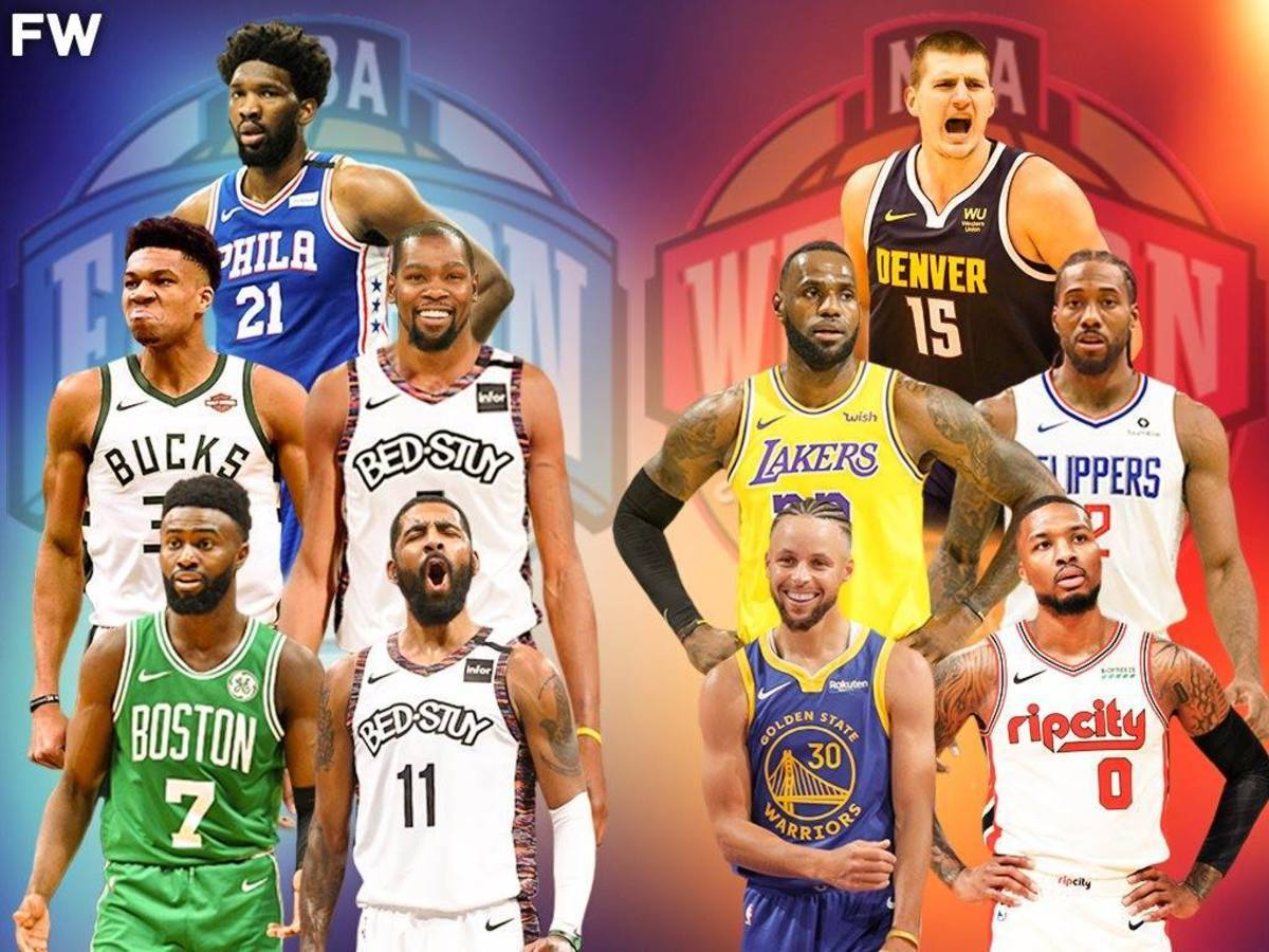 2021 NBA All-Star Predictions: East Starters And West Starters