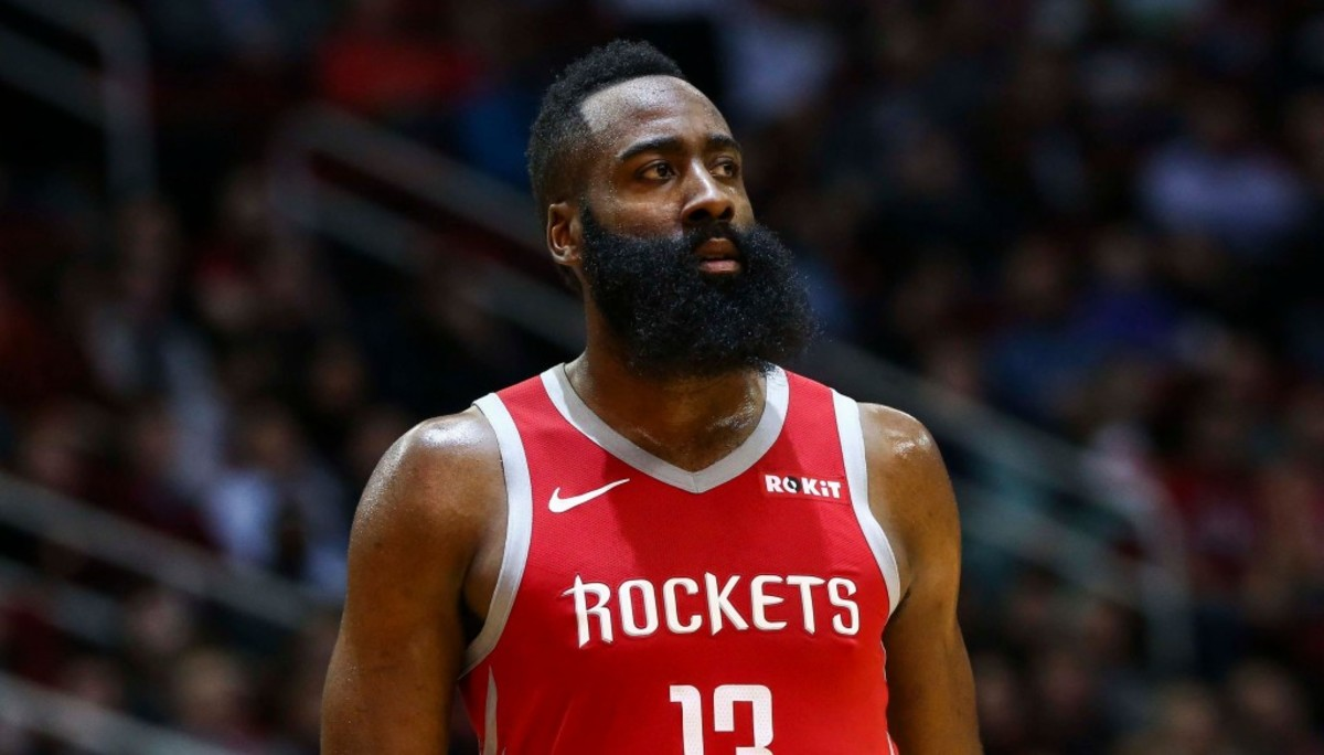 James Harden Says 'Most Players Don't Really Love Basketball'