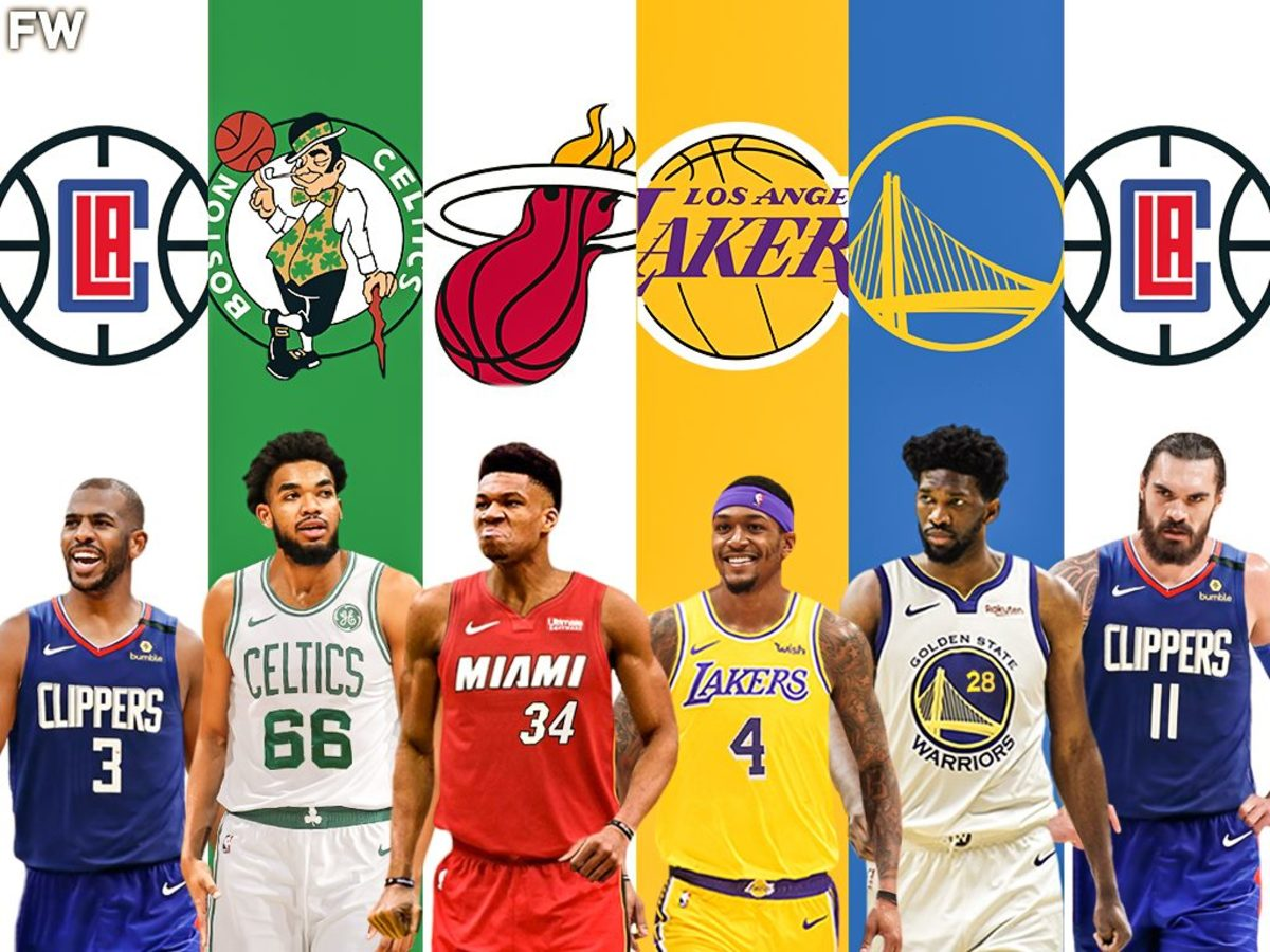 NBA Trade Rumors: 5 Blockbuster Trades That Would Change The Game