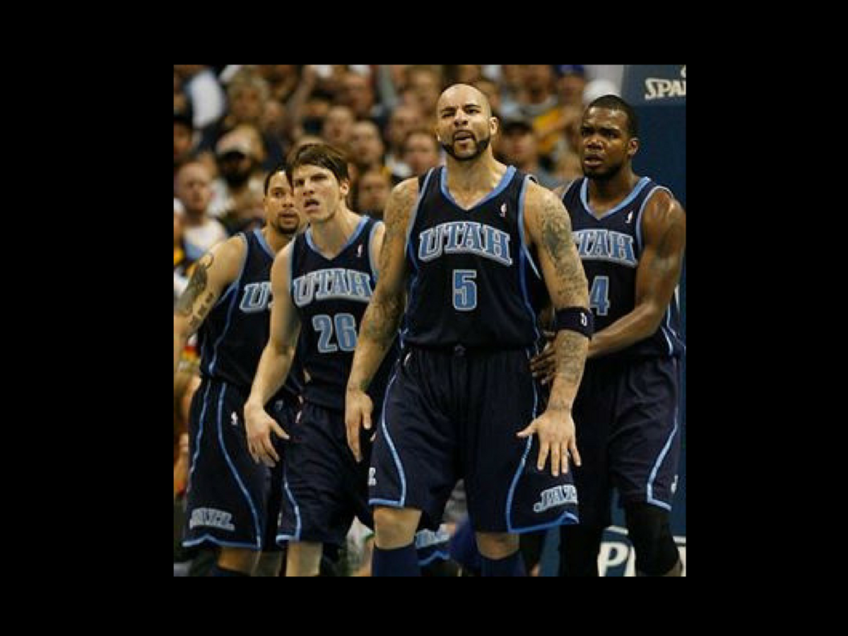 Check the Top 10 NBA Players You Forgot Played For The Utah Jazz 2